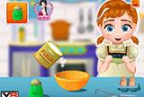 Baby Anna Cooking Abc Block Ca