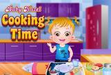 Kūdikių lazdyno gaminimo laikas