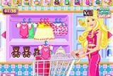Barbie Bebé Compras