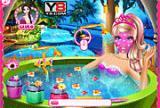 Barbie Superhero Beauty Spa