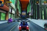 Batman ulice Gothan