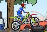 Bike Stunts garažas