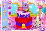 Birthday Pet Cake