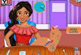 Elena Of Avalor Foot Doctor