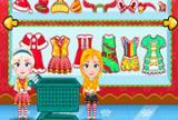 Ir Anna Elsa Kalėdų kūdikiai