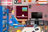 Elsa Clean Up 2