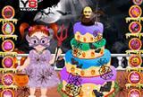 Emma halloween torta