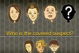 Encuentra el sospechoso