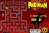 Halloween Adventure Pacman