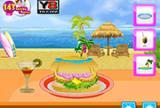 Burger havaiana