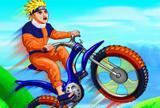 Naruto BMX erronka