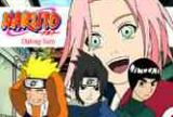 Naruto passeig per konoha