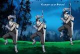 Naruto sombra clon batalla