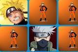 Naruto Shippuden atminties kortų žaidimas