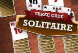 Drie Gates Solitaire