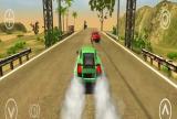 Höchstgeschwindigkeit Autobahnauto-Rennspiel
