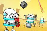 Garraio robots