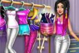 Tris Fashionista Dolly Dress Up H
