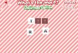 What is the word?: Christmas edition